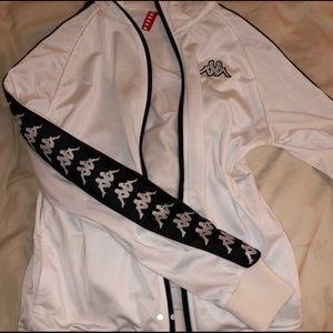kappa zip up